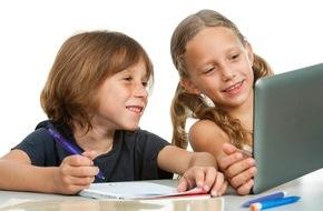 CosmosDirekt: Sicher surfen: Wie Eltern ihre Kinder vor Gefahren im Internet schützen können (FOTO)
