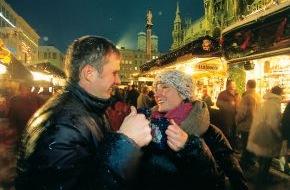 München Tourismus: Der Münchner Christkindlmarkt 2014: Mitmachen, Erleben und Geniessen