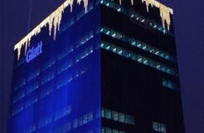 Interessengemeinschaft Zentrum Glatt: Art on Ice, Schneekugeln und die grösste Weihnachtsdeko im Glatt