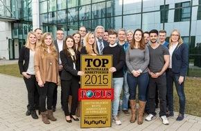 WAGO Gruppe: WAGO zählt zum dritten Mal in Folge zu Deutschlands besten Arbeitgebern