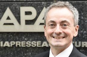APA-DeFacto GmbH: Rüdiger Baumberger an der Spitze des internationalen PDLN-Netzwerks