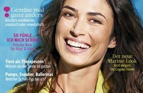 """Jahreszeiten Verlag, FÜR SIE: FÜR SIE-Exklusiv-Umfrage* ergibt: """"58 Prozent der deutschen Frauen sind sicher, dass man auch als Single glücklich sein kann."""""""