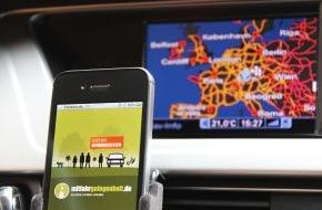 mitfahrgelegenheit.de: Mitfahrnetzwerk: Auch Carpooling steuerlich fördern!
