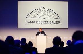 Kitzbühel Tourismus: Internationaler Sportgipfel CAMP BECKENBAUER Global Summit 2015 erfolgreich beendet - VIDEO/ANHÄNGE