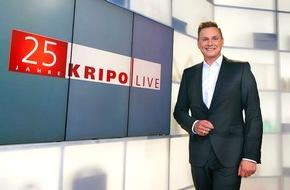 """MDR: Erfolgsgeschichte """"Kripo live"""": Dauerbrenner seit 25 Jahren auf Sendung"""