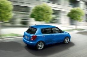 Skoda Auto Deutschland GmbH: SKODA Fabia ,Best of': Sondermodell mit Preisvorteil