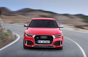 Audi AG: AUDI AG: neues Rekordjahr mit über 1,74 Mio. Auslieferungen in 2014