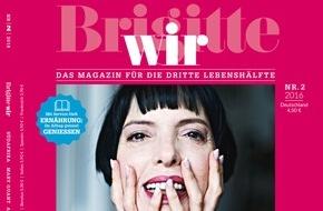"""Gruner+Jahr, BRIGITTE WIR: """"Süße, du kannst singen"""""""