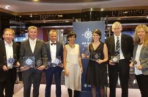 MSC Kreuzfahrten: « All Stars of the Sea » : MSC Cruises récompense ses meilleurs partenaires / MSC Croisières accueille pendant 5 jours, les acteurs mondiaux du tourisme a bord du MSC Fantasia