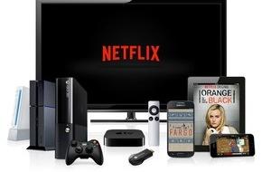 Netflix: Netflix est disponible en Suisse