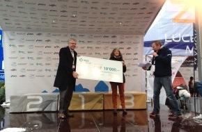 MSD Merck Sharp & Dohme AG: MSD unterstützt den Lucerne Marathon: ein Engagement für die Gesundheit (Bild)