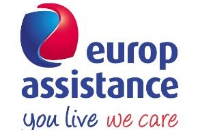 """Europ Assistance: Europ Assistance legt neue Unternehmensstrategie fest /  Neuer Marken-Slogan veröffentlicht: """"you live, we care"""" (mit Bild)"""