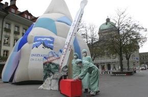 Alpen-Initiative: Les Alpes souffrent toujours de la fièvre routière