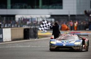 Ford-Werke GmbH: Ford gewinnt die 24 Stunden von Le Mans in der GTE-Kategorie