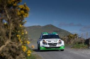 Skoda Auto Deutschland GmbH: Die Titeljagd geht weiter: SKODA möchte in der Schweiz den Rallye-Herbst vergolden
