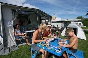 Touring Club Schweiz/Suisse/Svizzero - TCS: TCS Camping: risultato soddisfacente, nonostante l'estate piovosa (IMMAGINE)
