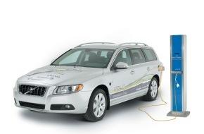 Volvo Car Switzerland AG: Volvo Car Corporation et Vattenfall investissent des milliards pour lancer des véhicules hybrides plug-in sur le marché en 2012