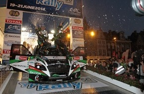 Skoda Auto Deutschland GmbH: New Kid on the Block: Rallye-Kundensportszene wartet gespannt auf den neuen SKODA Fabia R 5 (FOTO)