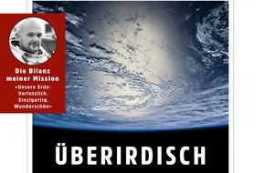 """Gruner+Jahr, GEO: GEO bringt neues Sonderheft GEO EXTRA auf den Markt / """"Überirdisch"""": Die erste GEO EXTRA-Ausgabe """"Alexander Gerst: Die besten Fotos aus dem All"""" ist ab 23. Oktober im Handel erhältlich"""