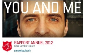 Heilsarmee / Armée du Salut: Rapport annuel «You and me»: L'Armée du Salut s'efforce de construire des ponts (IMMAGE)