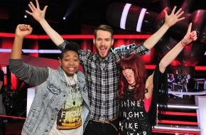 """SAT.1: Dank Eier-Trick: Jamica (14) steht im Finale bei """"The Voice Kids"""""""