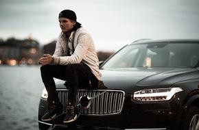 """Volvo Car Switzerland AG: Volvo Markenkampagne """"A New Beginning"""" in Zusammenarbeit mit Avicii startet heute"""