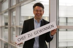E.ON Energie Deutschland GmbH: Handelsblatt-Aktion mit E.ON / Schulklassen aufgepasst: Gewinnt E.ON-Chef Uwe Kolks!