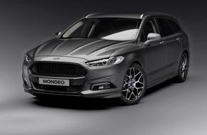 Ford-Werke GmbH: Ford setzt auf der Essen Motor Show auf Sportlichkeit und attraktive neue Modell- und Zubehörvarianten