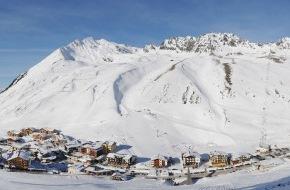 Tourismusbüro Kühtai: Ski- Bergsport Festival Kaiser Max Trophy im Kühtai, Österreichs höchst gelegenem Wintersportort