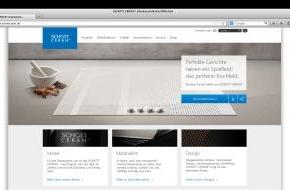 SCHOTT AG: Alles, was Sie über SCHOTT CERAN® Glaskeramik wissen möchten: neu und interaktiv erlebbar auf www.schott-ceran.com