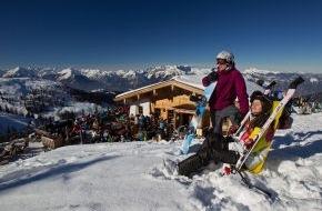 ALPBACHTAL SEENLAND Tourismus: Ab auf die Partypiste im Alpbachtal