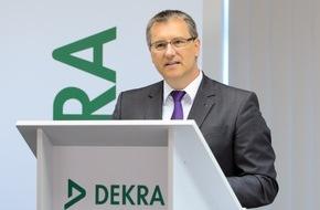 DEKRA SE: DEKRA investiert in das Internet der Dinge / Hohe Wachstumsdynamik und neue Rekordbilanz