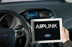 Ford-Werke GmbH: Toyota übernimmt Ford Software SmartDeviceLink - weitere Hersteller und Zulieferer wollen nachziehen