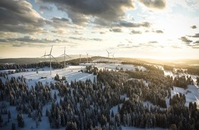 BKW Energie AG: Windkraftwerk JUVENT SA / Rekordproduktion 2015, Ausbau 2016 und Infrarot-Lichter