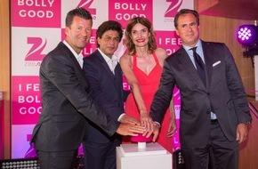 Sky Deutschland: Zee.One startet in Deutschland: Große Marken setzen auf Deutschlands ersten Bollywood-Sender als Werbeumfeld