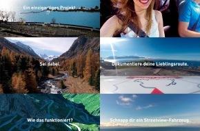 Mazda (Suisse) SA: Voilà ma Suisse - Zeige uns Deine Schweiz
