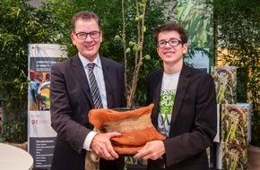 Messe Berlin GmbH: Ein Highlight der Grünen Woche: Erstmals präsentiert sich das Bundesministerium für wirtschaftliche Zusammenarbeit und Entwicklung im Rahmen der Grünen Woche