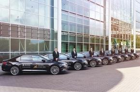 Skoda Auto Deutschland GmbH: SKODA macht die 'Goldene Henne' mobil