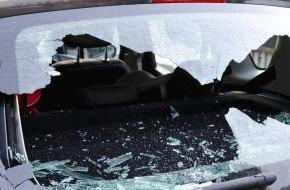 CosmosDirekt: Vandalismus: 39 Prozent der Autofahrer waren bereits betroffen
