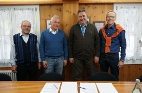 BKW Energie AG: Wasserkraftwerkprojekt im Lauterbrunnental / EWL und BKW besiegeln Partnerschaft am Sousbach