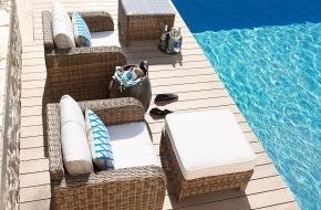 Migros-Genossenschafts-Bund: Gartenmöbel für Sommerträume/Do it + Garden Migros