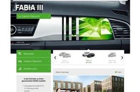 Skoda Auto Deutschland GmbH: Neues Zubehörportal von SKODA: alle attraktiven Accessoires auf einen Klick