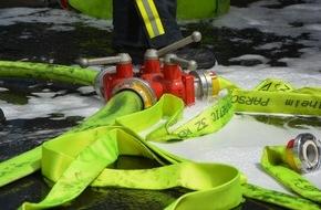 Feuerwehr Mülheim an der Ruhr: FW-MH: Werkshalle durch Brandereignis verraucht. Über 100 Personen evakuiert.