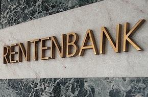 Landwirtschaftliche Rentenbank: Rentenbank Geschäftsjahr 2015: Rekordnachfrage nach Förderdarlehen