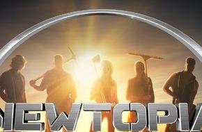 """SAT.1: SAT.1' neue Mega-Show: In zwei Wochen startet mit """"Newtopia"""" das größte TV-Experiment aller Zeiten"""