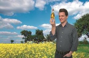 Unilever Deutschland GmbH: Rapsblüte 2016 - Auf deutschen Feldern wächst pures Gold
