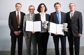 Roche Diagnostics GmbH: German Life Science Award verliehen