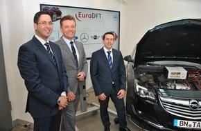 Zentralverband Deutsches Kraftfahrzeuggewerbe: Erfolgreicher Start für EuroDFT