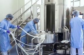 Merck KGaA Darmstadt: Merck baut Herstellungskapazitäten aus, um Kunden der Biopharmabranche Komplettlösung anzubieten