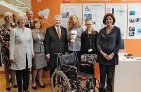 Stiftung Jugend forscht e.V.: Bundespräsident Gauck kürt Jugend forscht Bundessieger 2015